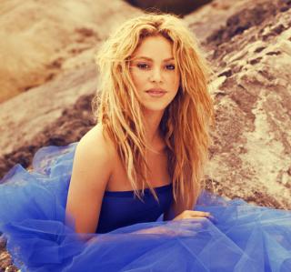 Shakira - Obrázkek zdarma pro iPad 2