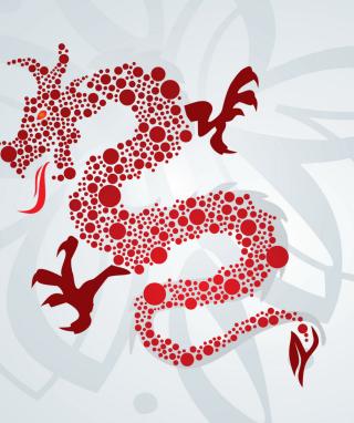 Year Of The Dragon - Obrázkek zdarma pro 128x160