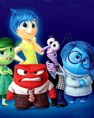 Inside Out 2015 Film - Fondos de pantalla gratis para LG T325 Cookie