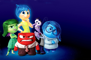 Inside Out 2015 Film - Fondos de pantalla gratis para Blackberry RIM Curve 9360
