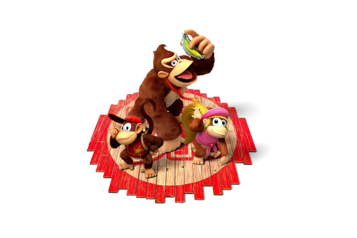 Donkey Kong Country Tropical Freeze Wallpaper for Android ...