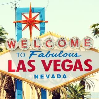 Las Vegas - Obrázkek zdarma pro iPad