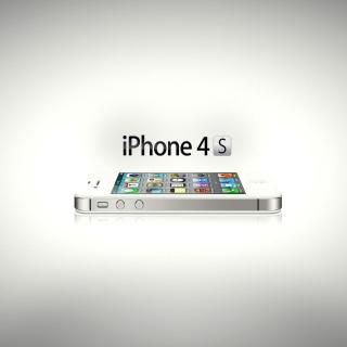 Iphone 4s - Obrázkek zdarma pro 1024x1024