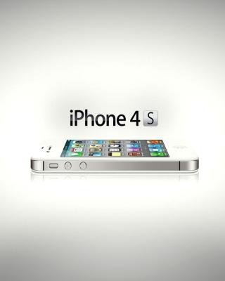 Iphone 4s - Obrázkek zdarma pro Nokia C2-05