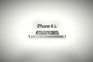 Iphone 4s - Obrázkek zdarma pro HTC Hero