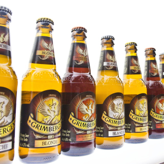 Grimbergen Cerveza - Obrázkek zdarma pro iPad