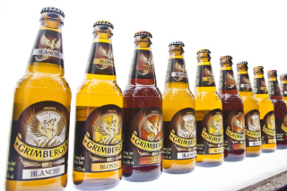 Grimbergen Cerveza Wallpaper for Android, iPhone and iPad