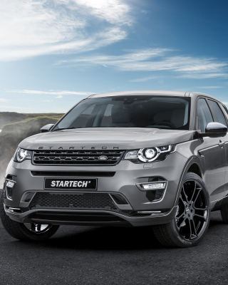 Land Rover Discovery Sport Wallpaper for Samsung SGH-T528G