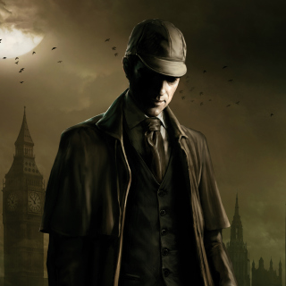 The Testament of Sherlock Holmes - Obrázkek zdarma pro iPad