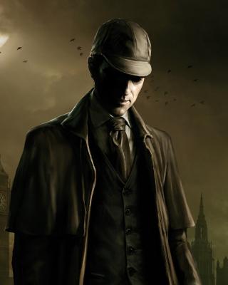The Testament of Sherlock Holmes - Obrázkek zdarma pro 480x800