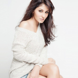 Pooja Chopra Miss India - Obrázkek zdarma pro 1024x1024