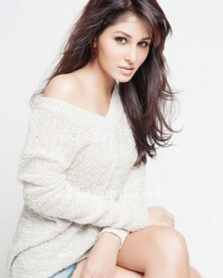 Pooja Chopra Miss India - Obrázkek zdarma pro Nokia Asha 202