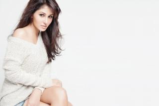 Pooja Chopra Miss India - Obrázkek zdarma pro Nokia Asha 205