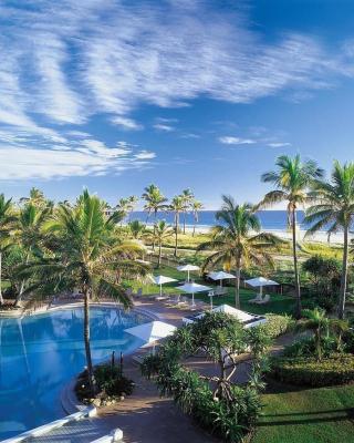 Resort on Ocean Bay - Obrázkek zdarma pro 128x160