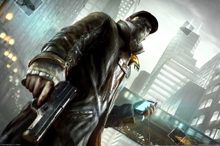 Free Watch Dogs Picture for Android, iPhone and iPad