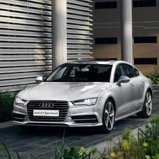 Audi A7 Sportback - Obrázkek zdarma pro 2048x2048