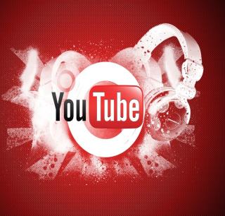 Youtube Music - Obrázkek zdarma pro iPad 2