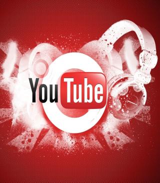 Youtube Music - Obrázkek zdarma pro Nokia Asha 308