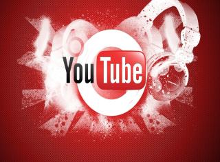 Youtube Music - Obrázkek zdarma pro Nokia XL