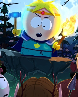 South Park The Stick Of Truth - Obrázkek zdarma pro Nokia C2-02