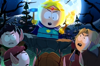 South Park The Stick Of Truth - Obrázkek zdarma pro 320x240