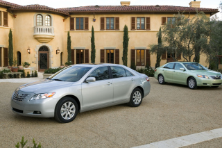 Toyota Camry Wallpaper for Android, iPhone and iPad