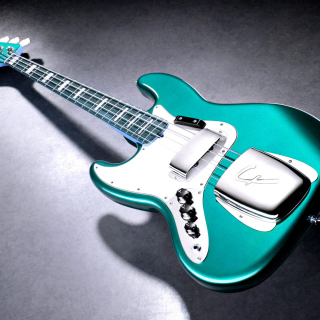 Guitar - Obrázkek zdarma pro iPad 3