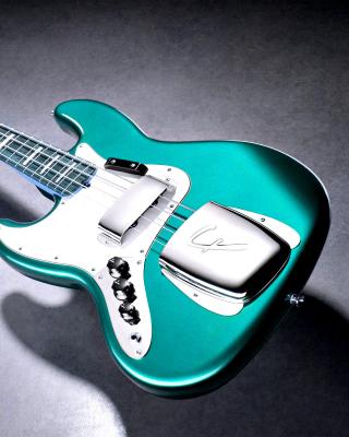 Guitar - Obrázkek zdarma pro Nokia Asha 308