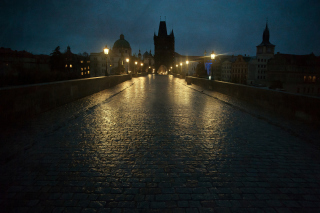 Free Night In Prague Picture for Android, iPhone and iPad