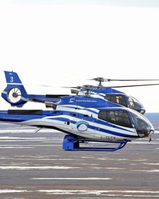 Hudson Bay Helicopters - Obrázkek zdarma pro 640x1136