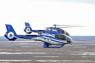 Hudson Bay Helicopters - Obrázkek zdarma pro Widescreen Desktop PC 1600x900