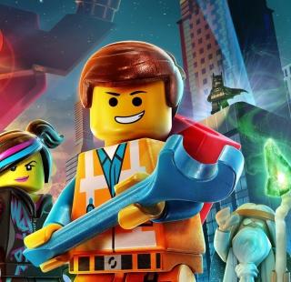 Lego Movie 2014 - Obrázkek zdarma pro 1024x1024