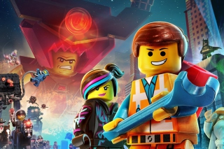 Lego Movie 2014 Background for Android, iPhone and iPad
