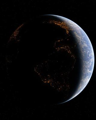 Space Atmosphere - Obrázkek zdarma pro Nokia Asha 306