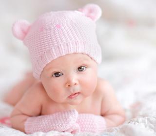 Newborn Girl - Obrázkek zdarma pro iPad