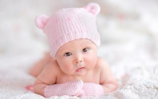 Newborn Girl - Obrázkek zdarma pro Samsung Galaxy Tab 3 8.0