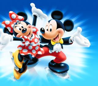 Mickey Mouse - Obrázkek zdarma pro 208x208