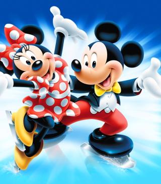 Mickey Mouse - Obrázkek zdarma pro Nokia Asha 309