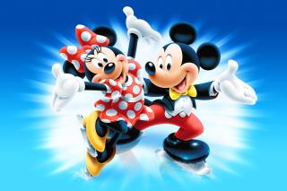 Mickey Mouse - Obrázkek zdarma pro Nokia Asha 302