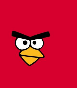 Red Angry Bird - Obrázkek zdarma pro Nokia X6