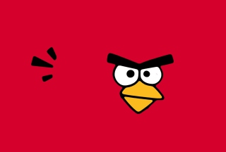 Red Angry Bird - Obrázkek zdarma pro Android 1280x960