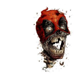 Skull - Obrázkek zdarma pro iPad 2