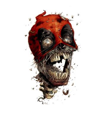 Skull - Obrázkek zdarma pro iPhone 4