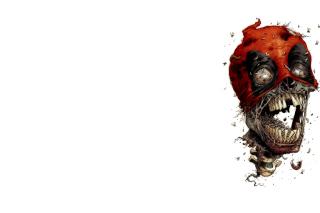 Skull - Obrázkek zdarma pro HTC Hero