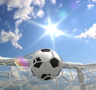 Football - Obrázkek zdarma pro iPad Air