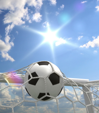 Football - Obrázkek zdarma pro Nokia C5-05