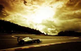 Mercedes GP F1 - Obrázkek zdarma pro Samsung Galaxy S6