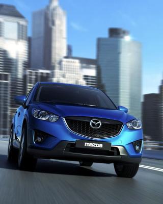 Mazda CX-5 2013 - Obrázkek zdarma pro Nokia Asha 503