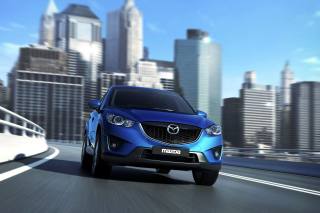 Mazda CX-5 2013 - Obrázkek zdarma pro 1366x768