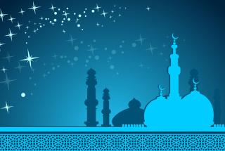Eid al Adha - Obrázkek zdarma pro LG P970 Optimus